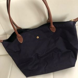 Navy Blue Longchamp